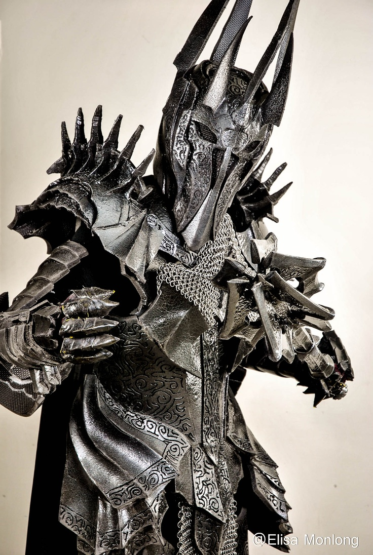 Sauron (Sala Baker) | Hey Gandalf... | Pinterest | Armors ...