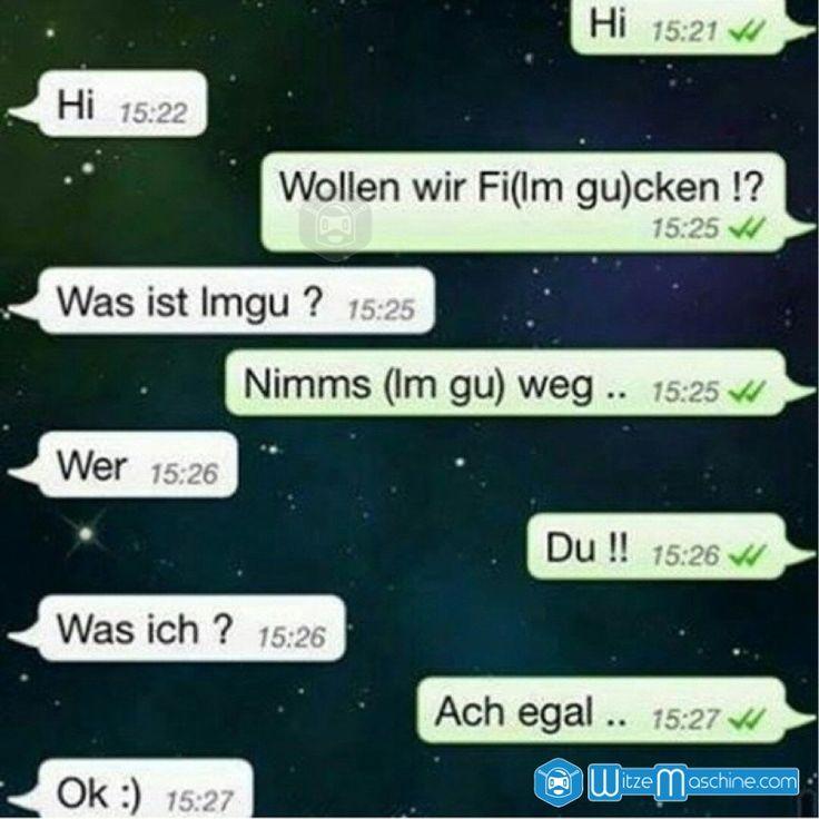 Film anschauen oder ficken? - Lustige WhatsApp Bilder und Chat Fails 127