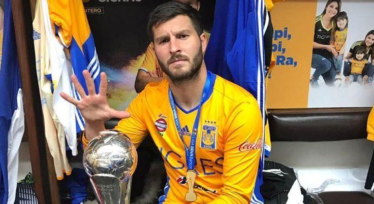 """Mantente al tanto de la tendencia """"Gignac"""" y mira la mejores imágenes del futbolista de Tigres. http://mexico.srtrendingtopic.com/trend/28609/2016-12-21/2016-12-27/gignac.html"""
