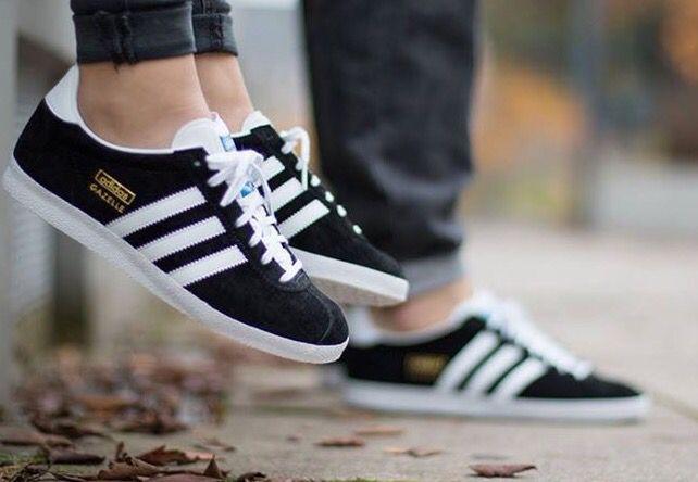 I want them so bad at the moment.   Adidas Originals Gazelle OG