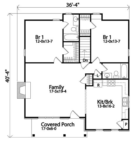 184 best Small house plans images on Pinterest Small house plans