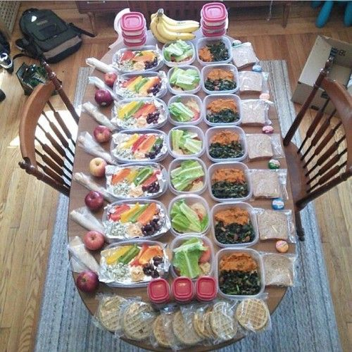Meal preparation is important if you want to combat food cravings