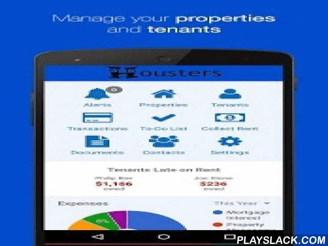 housters property management android app playslackcom property management for the next