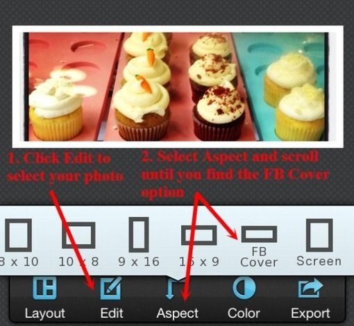 How to Make Images the Right Size for Your Facebook Cover Photo and Profile Photo