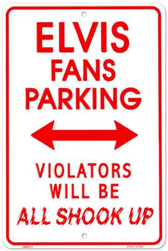 Elvis Tin Sign at AllPosters.com.........lbxxx.