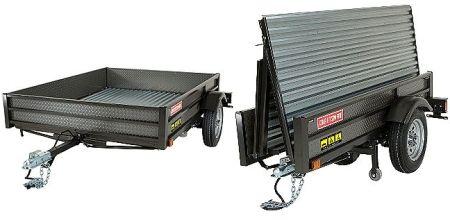 Craftsman Fold-Up Utility Trailer | Toolmonger