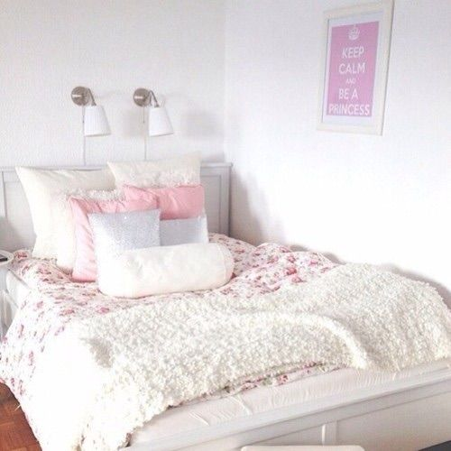 So cute this is my room inspiration! #perfection