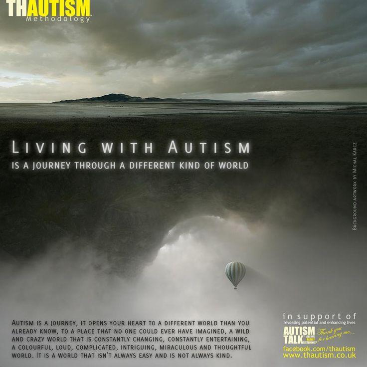 LIVING WITH AUTISM... Thautism™ www.pinterest.com/thautism www.facebook.com/thautism www.thautism.co.uk