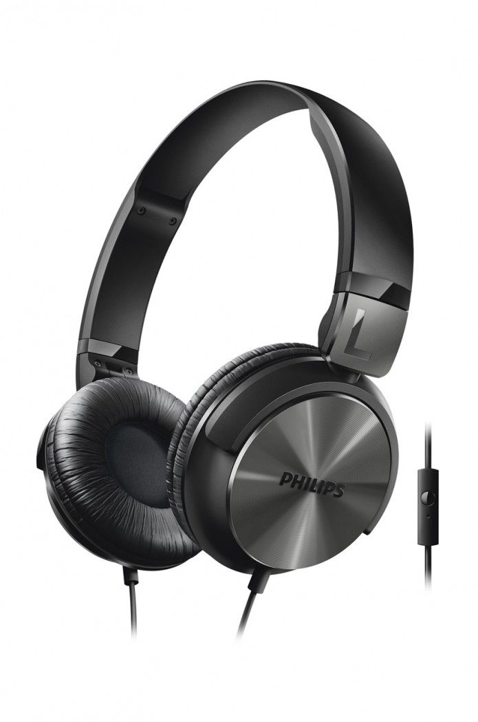 Słuchawki Słuchawki  - Philips - Słuchawki SHL3165BK/00