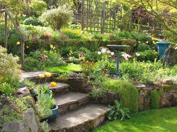 100 Best Sloped Backyard Landscaping Ideas Backyard