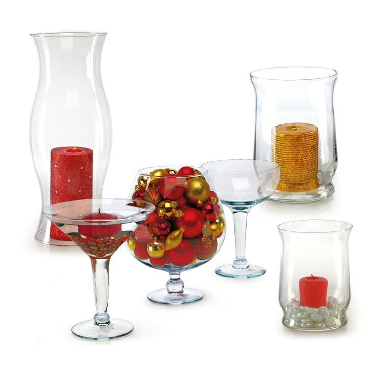 Grande Centerpieces And Hurricanes Decorate Your Home With Ease With The Help Of Grande