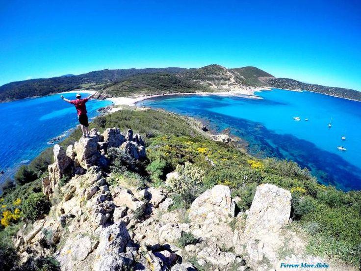 Le Cap Taillat entre la Croix Valmer et Ramatuelle. Un joyau naturel préservé - Golfe de Saint-Tropez #GolfeStTropez