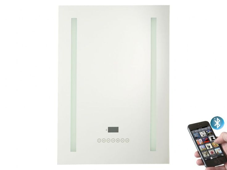 Roper Rhodes Beat Bluetooth Led Illuminated Bathroom Mirror 800mm