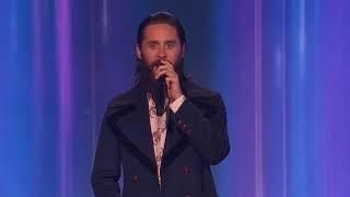 Jared Leto Presents Artist of the Year   AMAs 2017