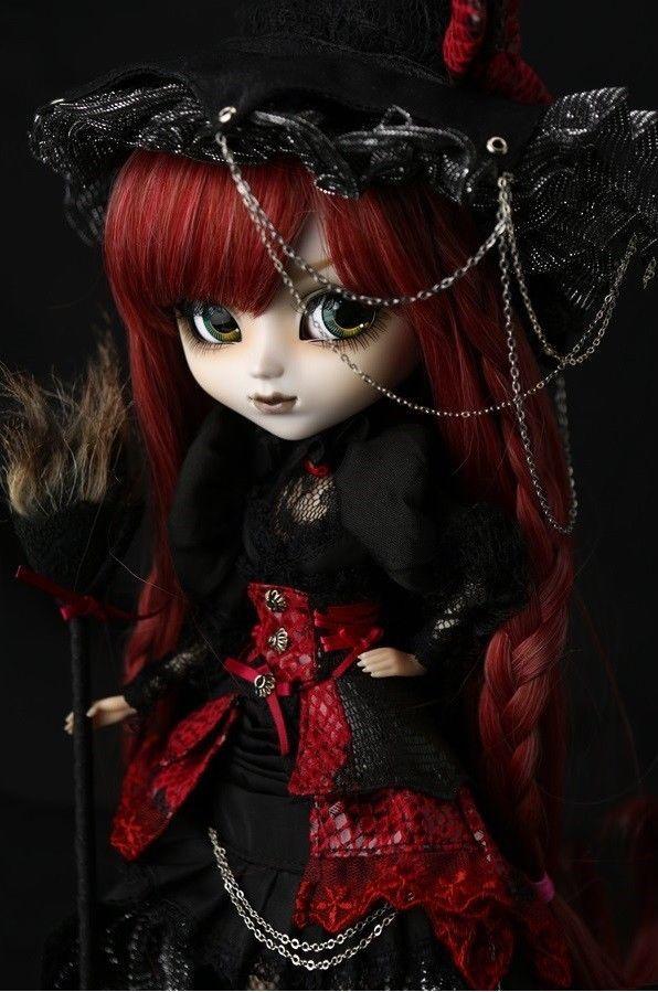 Pullip Doll / Puppe Wilhelmina