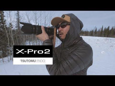 X-Pro2: Tsutomu Endo (遠藤励) in Alaska / FUJIFILM