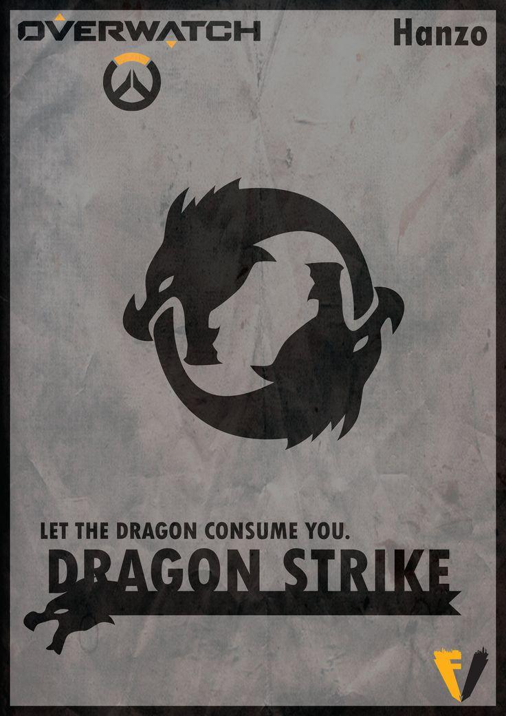 Billedresultat for overwatch hanzo dragonstrike