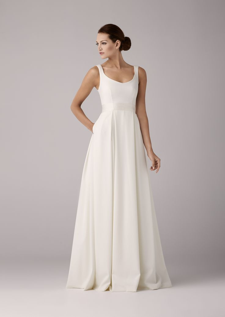 Anna Kara JOSEPHINE suknie ślubne Kolekcja 2014