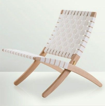 Designed By Morten Gottler For PJ Furniture Of Denmark. The Cuba Chair Is A  Lightweight Flexible Folding Chair That Fits Well In The Modern Living.