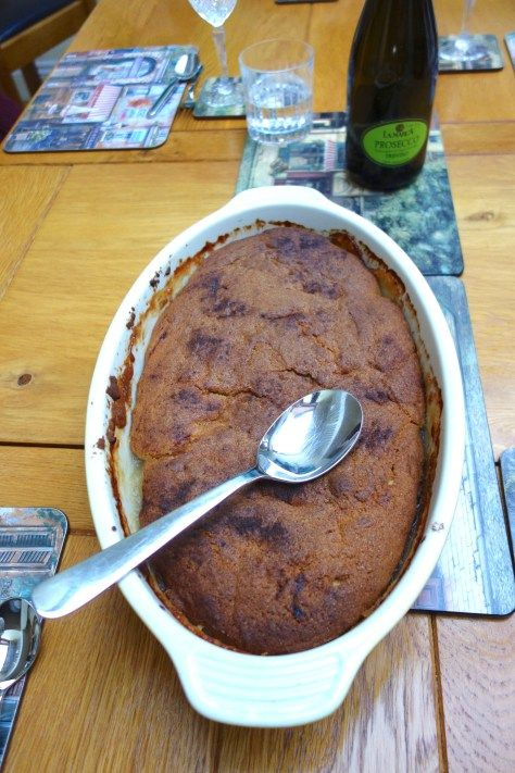Eve's Pudding recipe