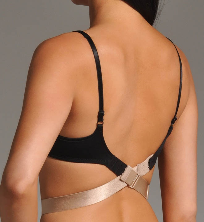 Fashion Forms Adjustable Low Back Strap. This Is A Great Idea And The Price Is Right!