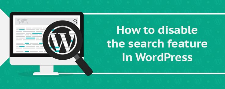 Do you wish to disable the search function in WordPress? Often your site may not require the search function and also the search form in your theme may interfere with user experience. In this post, we will reveal you the best ways to easily disable the search feature in WordPress.