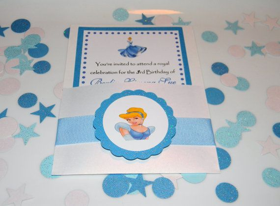 Best 25+ Cinderella party invitations ideas on Pinterest ...