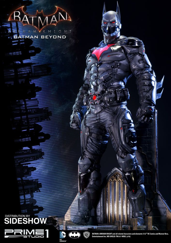 DC Comics Batman Beyond Polystone Statue by Prime 1 Studio | Sideshow Collectibles