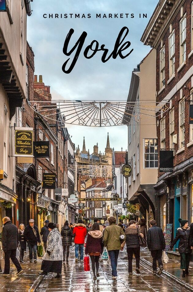 York Christmas Market Guide 5 Festive Markets You Have To Visit In 2020 Christmas In England Christmas Market York England