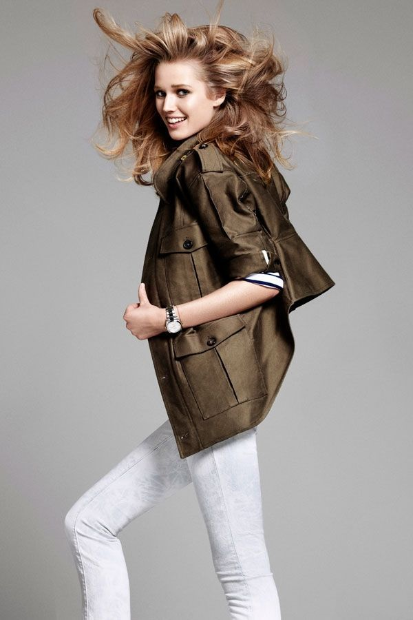 Military Style Summer 2012 - Army Style Fashion Trend