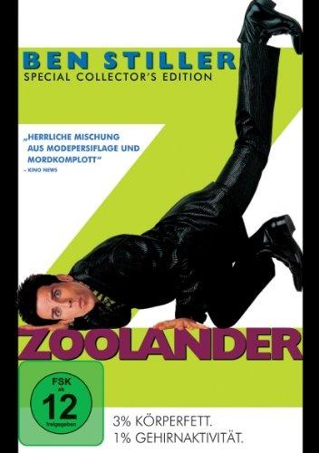 Zoolander  2001 USA,Australia,Germany      IMDB Rating      6,5 (104.893)    Darsteller:      Ben Stiller,      Owen Wilson,      Christine Taylor