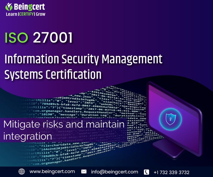 ISO 270012013 Information Security Management Systems in