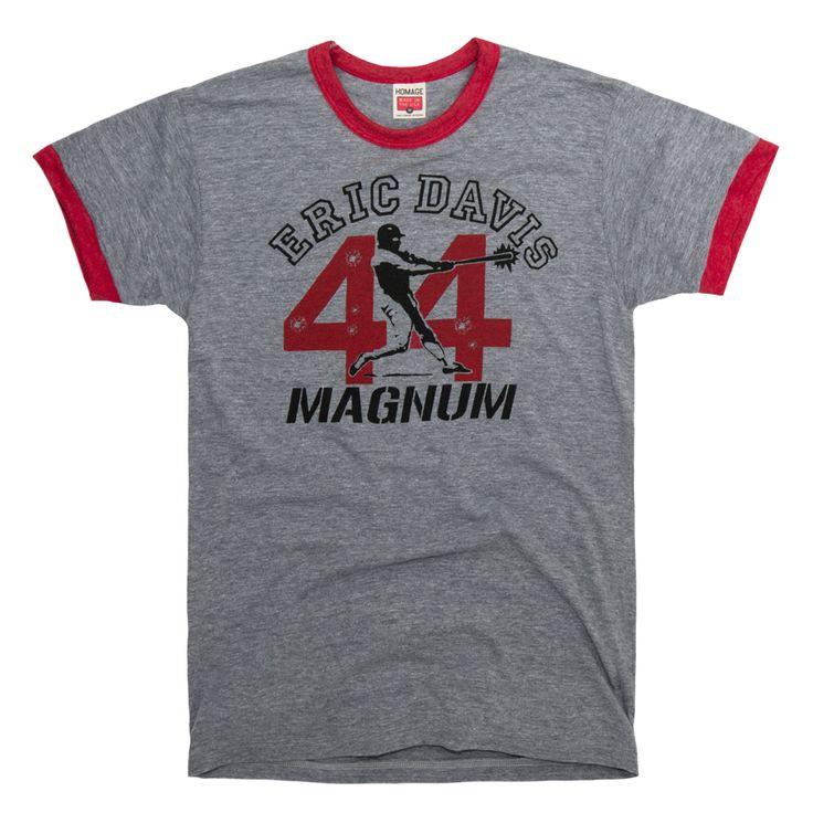 wholesale dealer e53bc d269a eric davis cincinnati reds jersey