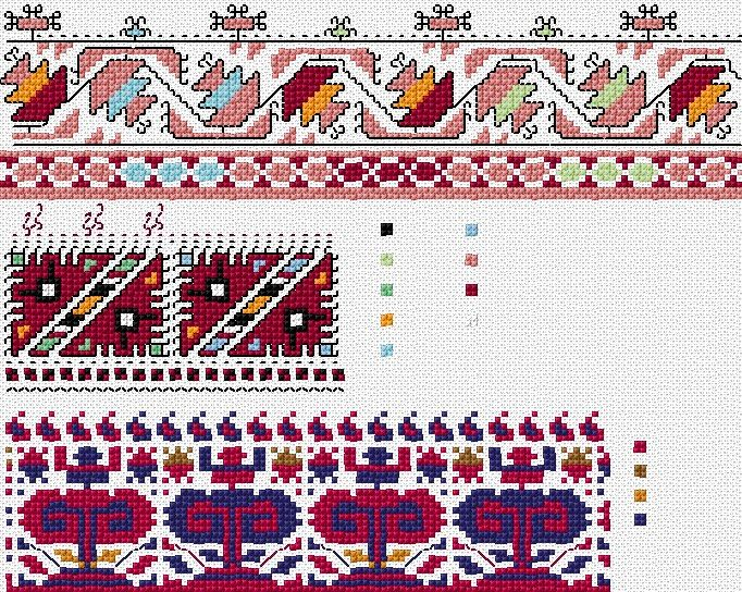 Bulgarian    http://www.pinterest.com/ponpon56/borders-and-motifs/