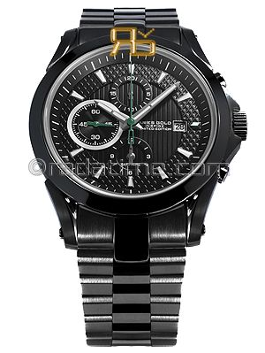 Aries Gold Inspire Rally Champion Limited Edition G-725A-BK-BLACK