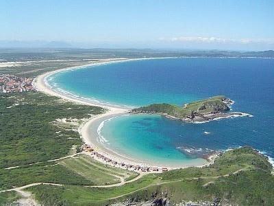 Praia das Conchas e Peró - Cabo Frio - RJ - Brasil