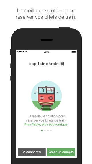 Capitaine Train