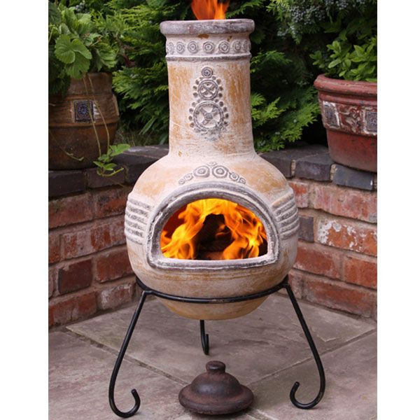Chimineas Large Sale   Fast Delivery   Greenfingers.com