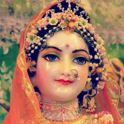 radharani deity - Google Search