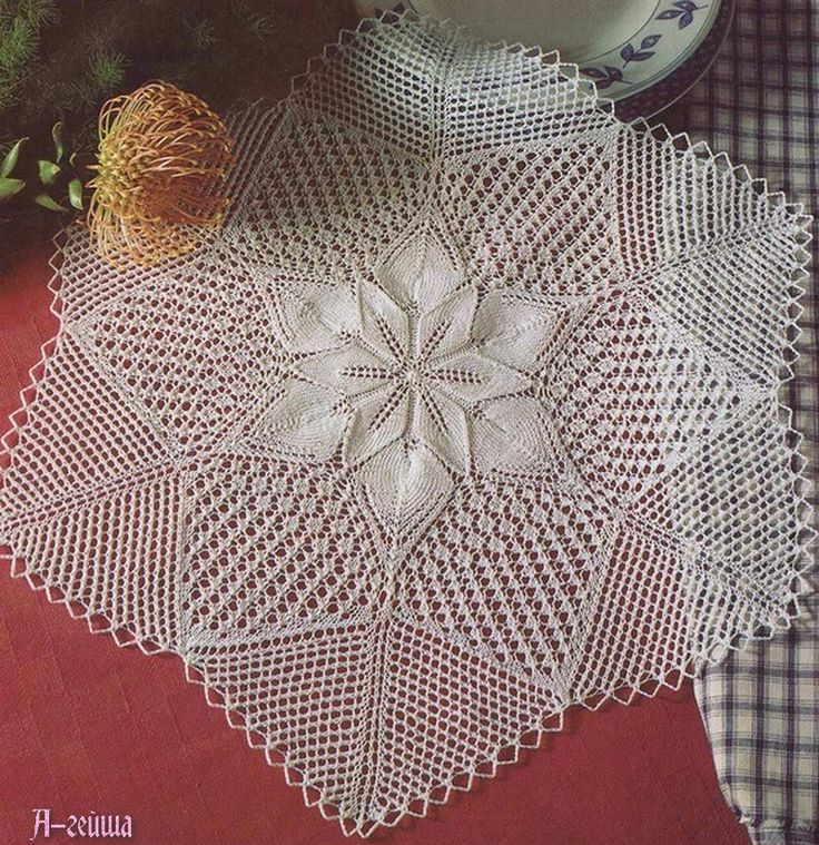 Knitted Dress Patterns For Babies : 168 best images about Doilies?To?Knit on Pinterest Free pattern, Knit patte...