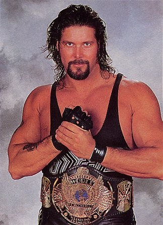 Diesel as WWF Champion....ummm, sorry. I don't watch wrestling but I am a HUGE Diesel fangirl :)