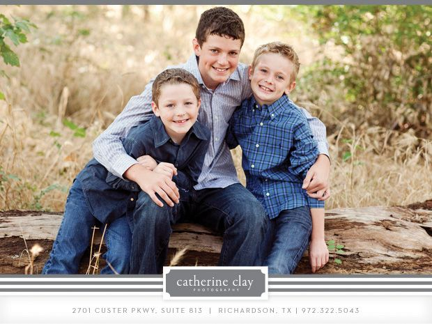 children photography, fall what to wear ideas, family photos, brother pictures, sibling pictures, outdoor pictures // Dallas photographer Catherine Clay