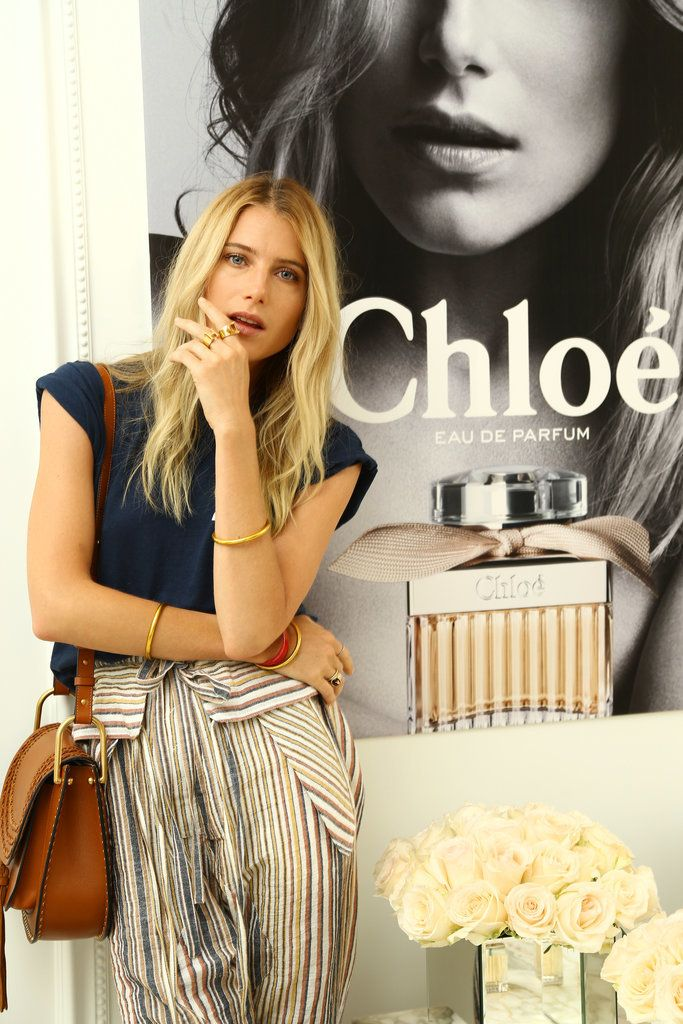 It-model Dree Hemingway dished on her favorite skin care buys, her everyday makeup routine, and the one beauty product she can't live without.