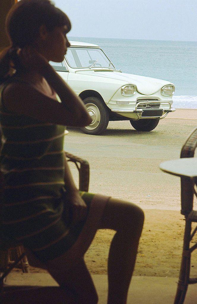 1961 Citroën Ami 6 | Flickr - Photo Sharing!