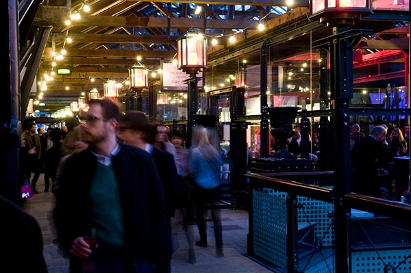 Taste of Christmas LondonChristmas 2013, Christmas London