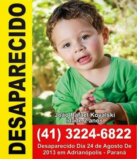 Ideia Dela: Crianças Desaparecidas - http://www.ideiadela.com/2015/06/seguranca-criancas-desaparecidas.html
