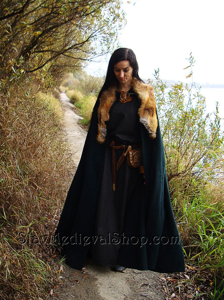A travelling cloak - 5 9