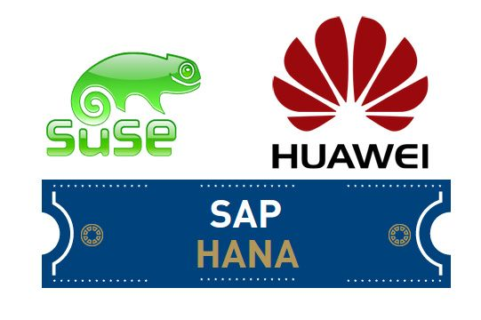SUSE Linux Enterprise Server for New HANA Appliance Solution of Huawei