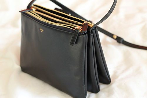 MUST HAVE. sigh...Celine Trio Bag..what a thing