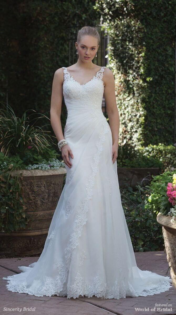 24 best Justin Alexander images on Pinterest | Short wedding gowns ...
